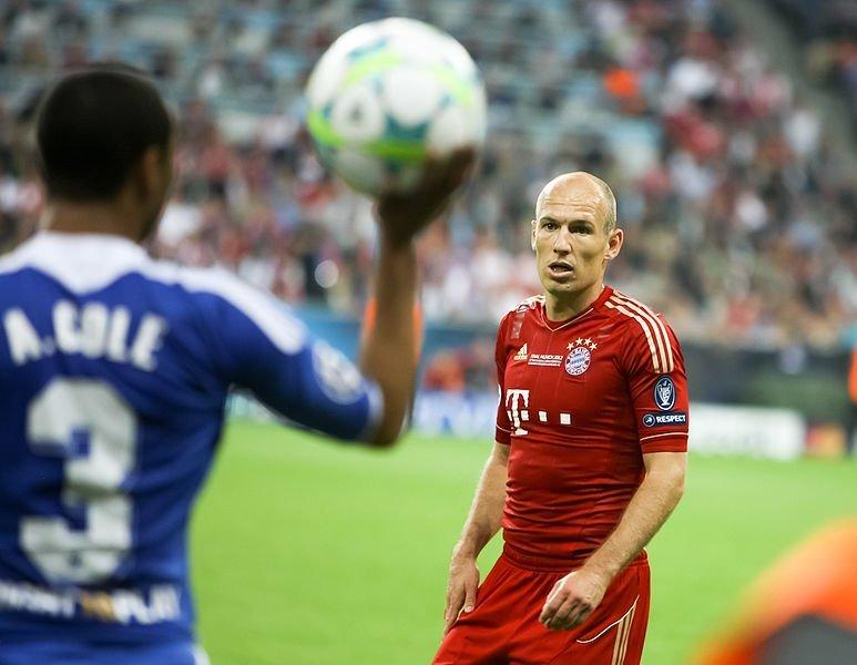 Arjen Robben - Man United