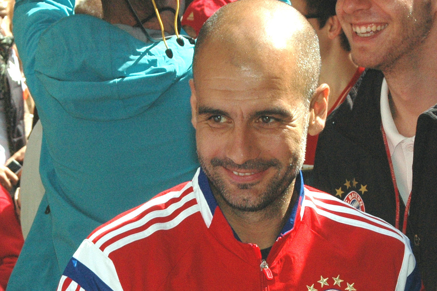 Bayern Munich, Pep Guardiola
