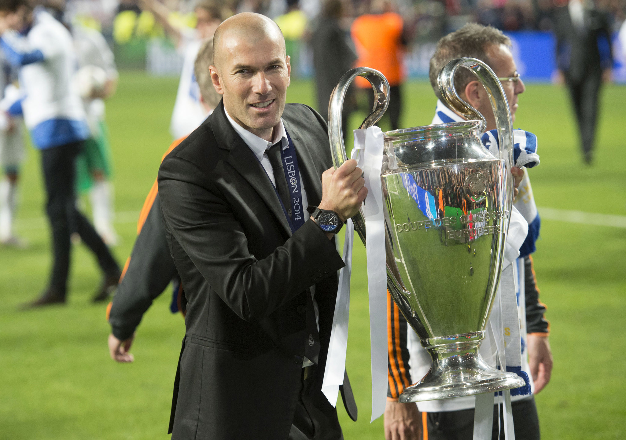 Zinedine Zidane, Real Madrid,
