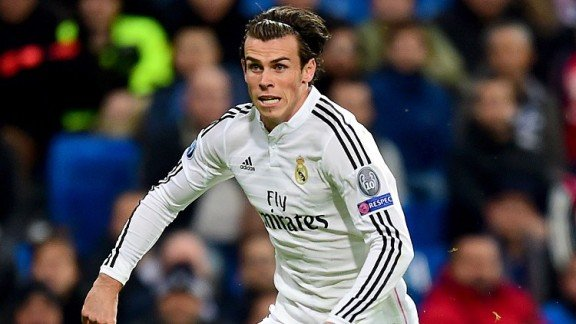 Real Madrid, Bale