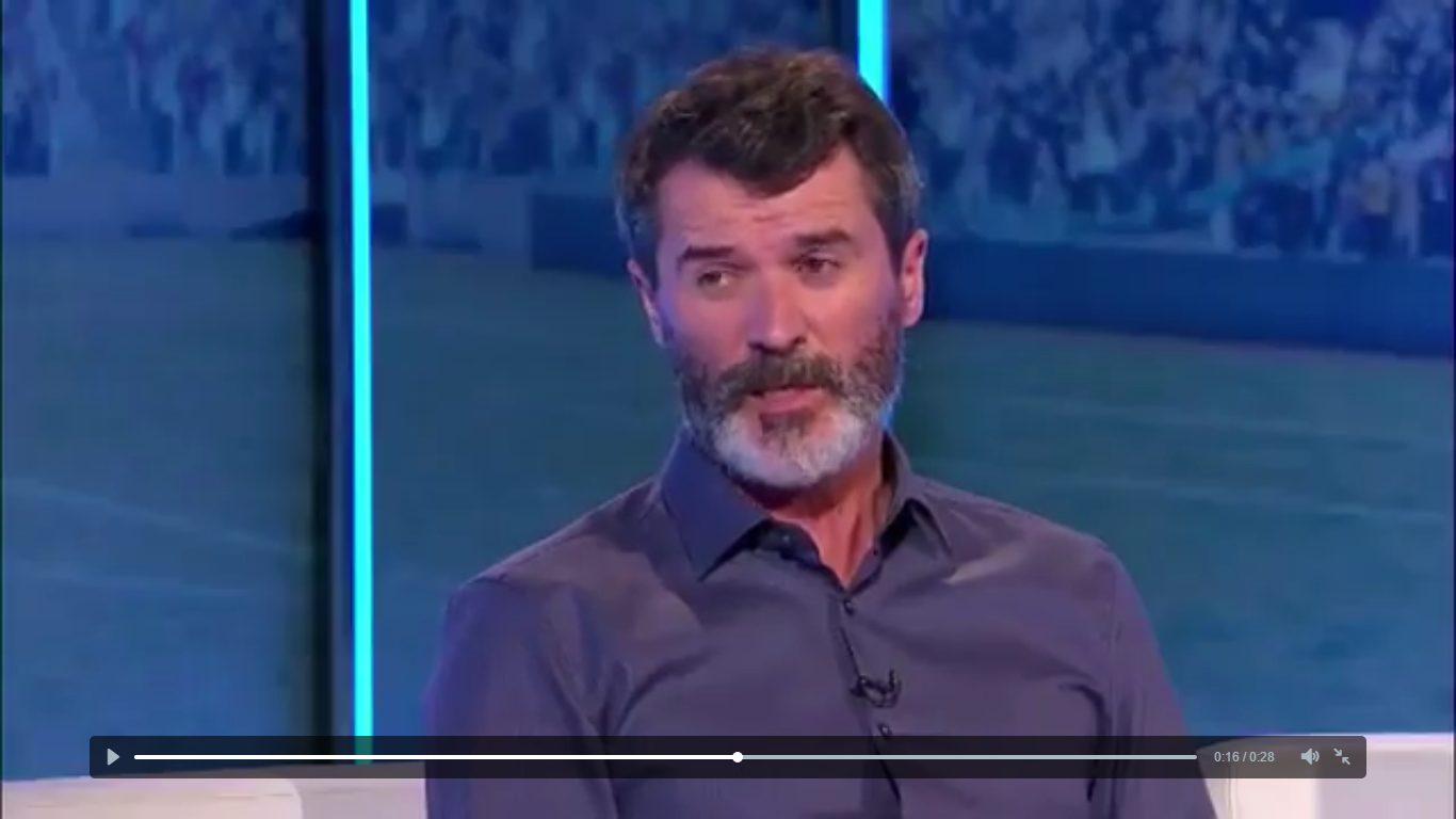 Roy Keane slams Hazard