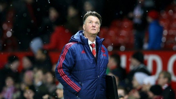 Manchester United, Louis van Gaal