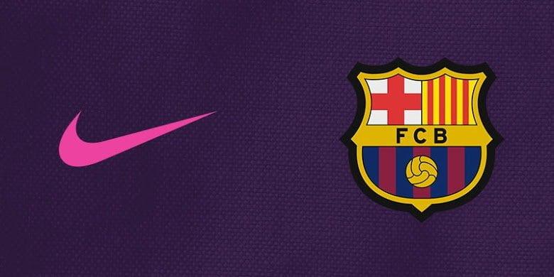 Barcelona away kit leaked